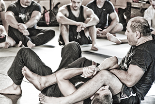 Grappling Seminars - Patenaude Martial Arts